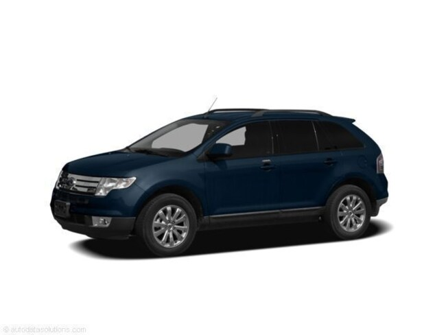 Used 2008 Ford Edge SEL SUV in Roswell NM
