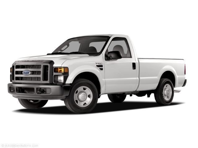2008 Ford F-250 R/CAB 4X4 XL