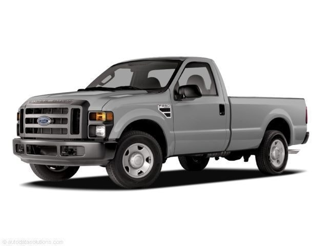 2008 Ford F-250 XL Long Bed Truck