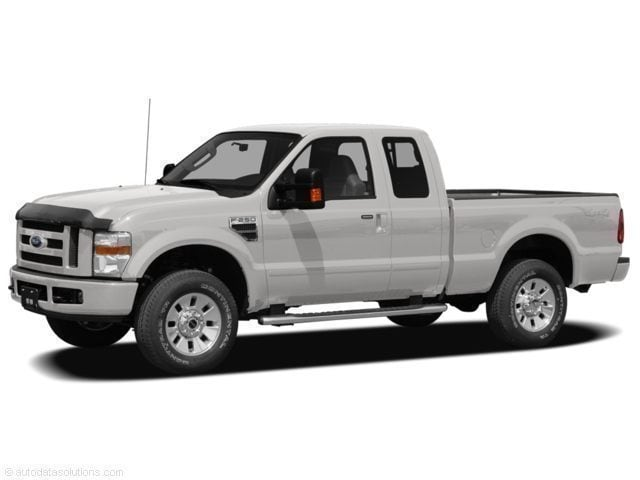 2008 Ford Super Duty Ext C