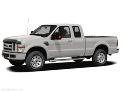 2008 Ford F-250 SD FX4 Supercab Long Bed Truck Super Cab