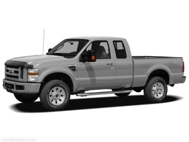 2008 Ford F-250 Super Duty Extended Cab