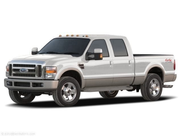Used 2008 Ford F-250 Truck Crew Cab Grants Pass, OR