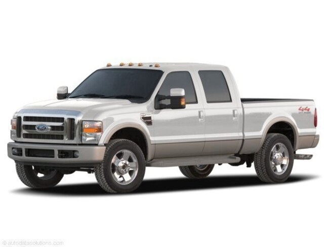 2008 Ford F-250 2WD Truck Crew Cab