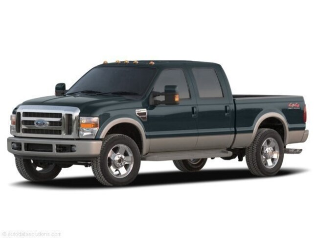 Used 2008 Ford F-250 King Ranch Crew Cab Levelland