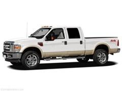 Used car 2008 Ford Super Duty F-350 SRW FX4 Pickup Truck 1FTWW31RX8EB49389 in Winslow, AZ
