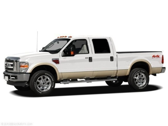 2008 Ford F-350 Crew Cab Truck