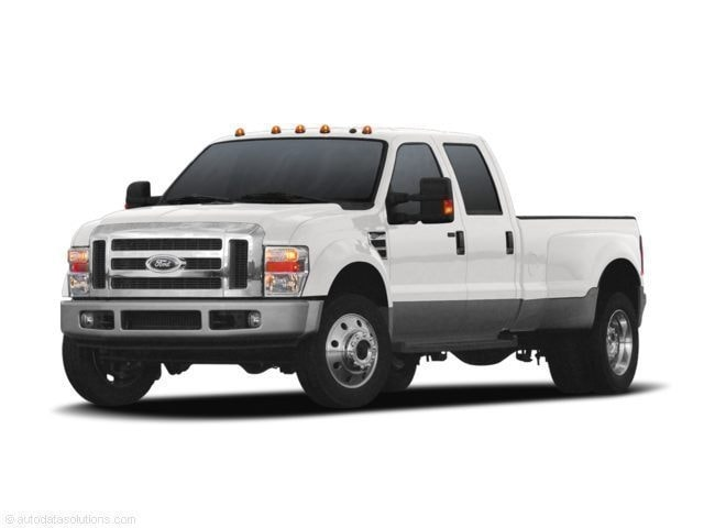 2008 Ford F-450 Crew Cab Long Bed Truck