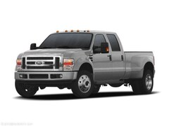 2008 Ford F-450SD Lariat Truck