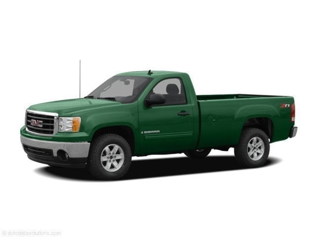 2008 GMC Sierra 1500 Work Truck Truck Regular Cab