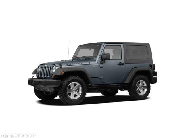 2008 Jeep Wrangler X SUV