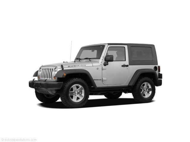 Used 2008 Jeep Wrangler X SUV Near Dallas