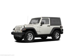 Used 2008 Jeep Wrangler X SUV for sale in Palm Coast, FL