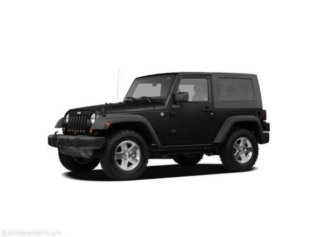 2008 Jeep Wrangler X Crossover SUV