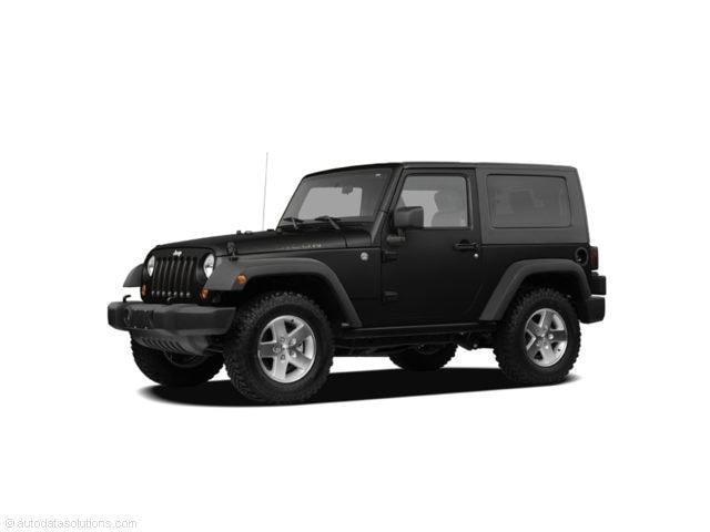 Used 2008 Jeep Wrangler For Sale | Triadelphia WV