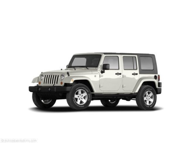 Used 2008 Jeep Wrangler Unlimited X SUV in Lakeland, FL