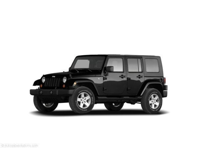 2008 Jeep Wrangler 4WD  Unlimited Sahara SUV