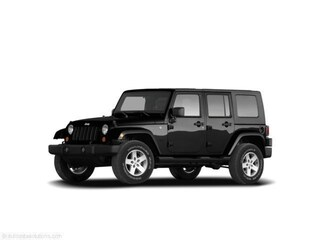 Used 2008 Jeep Wrangler Unlimited Sahara SUV in Grand Rapids, MI