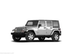 2008 Jeep Wrangler Unlimited Rubicon 4WD  Unlimited Rubicon