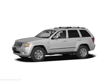 2008 Jeep Grand Cherokee SUV