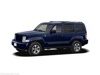 Used 2008 Jeep Liberty Sport SUV in Manchester, NH