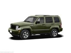 2008 Jeep Liberty Sport 4WD  Sport