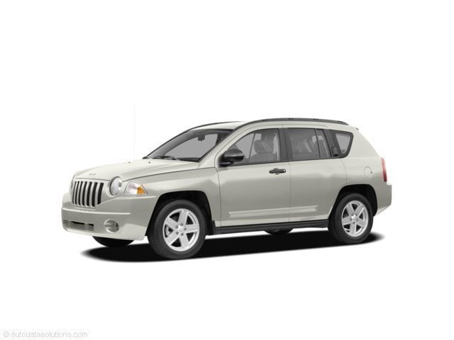 Great 2008 Jeep Compass Sport SUV