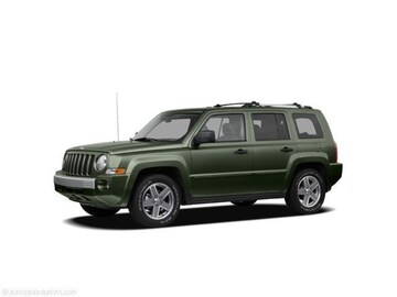 2008 Jeep Patriot SUV