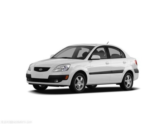 Used 2008 Kia Rio LX Sedan Near Baltimore
