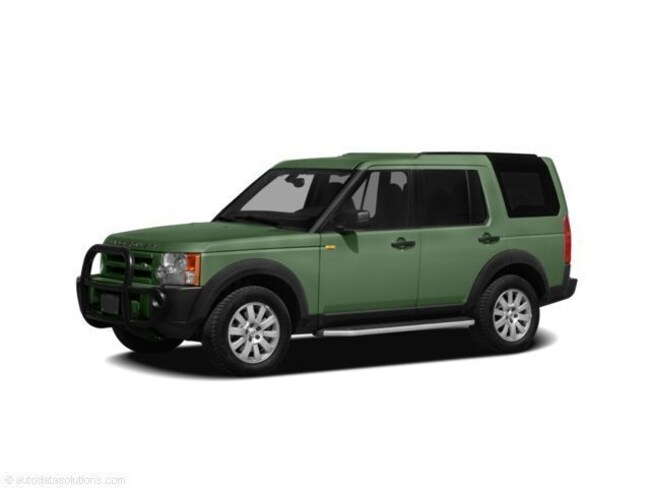 Used 2008 Land Rover LR3 V8 HSE SUV in New Bern NC