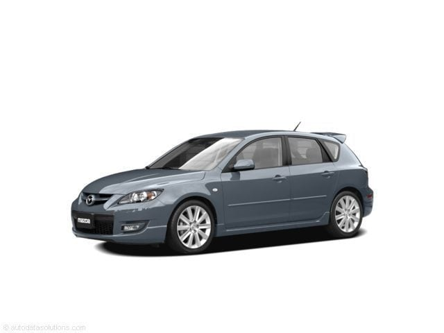 Featured Used 2008 Mazda Mazdaspeed3 Hatchback for sale near you in Tucson, AZ