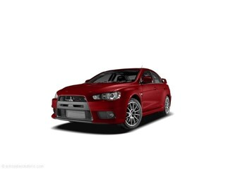 2008 Mitsubishi Lancer Evolution GSR Sedan