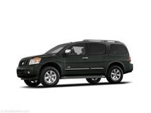 2008 Nissan Armada SUV