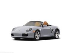 2008 Porsche Boxster Convertible