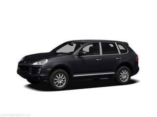 Used  2008 Porsche Cayenne 4DR SUV MT for sale in Scarborough, ME