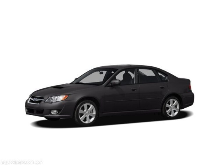 Pre-Owned 2008 Subaru Legacy 2.5i Sedan for sale in Austin, TX