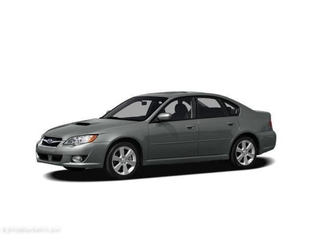2008 Subaru Legacy 4dr H6 Auto 3.0R Ltd w/Nav Car