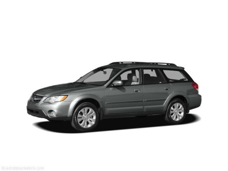 Pre-Owned 2008 Subaru Outback 2.5 i Wagon for sale in Twin Falls, ID