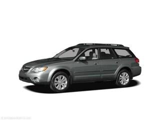 2008 Subaru Outback 2.5i Wagon