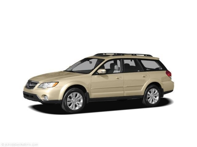 Used 2008 Subaru Outback For Sale Renfrew PA | VIN:4S4BP62C587356277