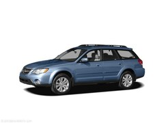 2008 Subaru Outback 2.5 i Limited Wagon