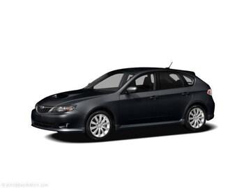 2008 Subaru Impreza Hatchback
