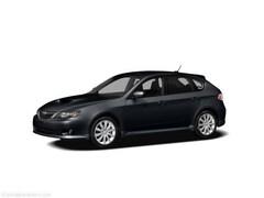 2008 Subaru Impreza 5DR WGN H4 I PKG AT Undefined