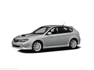 2008 Subaru Impreza Wagon i Auto i