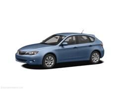 Used 2008 Subaru Impreza 2.5i Hatchback JF1GH61698H801851 for Sale in Chicago