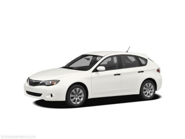 2008 Subaru Impreza 2.5 i Hatchback