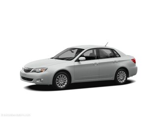 Used 2008 Subaru Impreza 2.5 i Sedan in South Burlington, VT