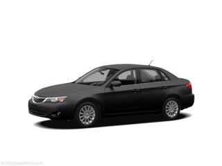 For Sale in Saint Louis, MO: Pre-Owned 2008 Subaru Impreza i w/Premium Pkg 4dr Car