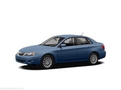 2008 Subaru Impreza 2.5 i w/Premium Pkg/VDC Sedan