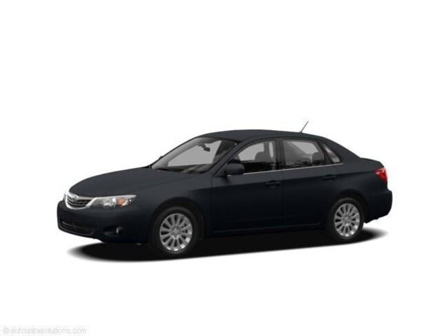 Used 2008 Subaru Impreza WRX w/Premium Pkg Sedan For Sale Cheyenne, WY